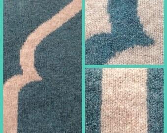 The Halimah Luxury 100% Lambs Wool Prayer Mat