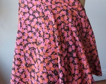 Atma Alam Batic Print Fabric from Malaysia - 100% Cotton Voile