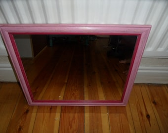 Funky Shabby Chic Mirror