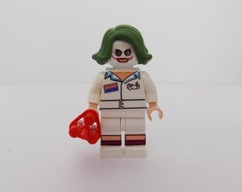 Nurse Joker Custom Lego Minifigure