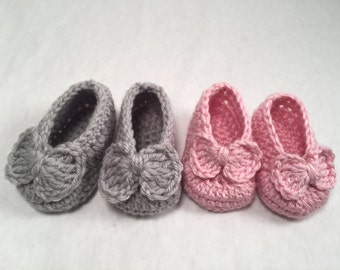 bow shoe for baby girls