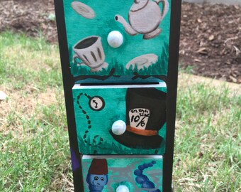 Wonderland Trinket Box