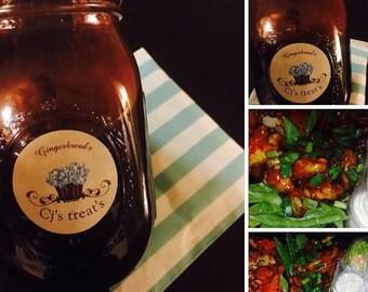 Gingerbreads Homemade Thai Sauce