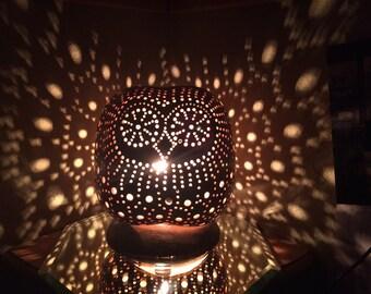 Mr. Night Owl Gourd Lamp Night Light