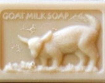 Fresh Squeezed Orange Scented goat milk soap