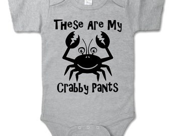 These Are My Crabby Pants