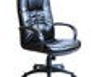 Moraf Leather Faced Manager Chair