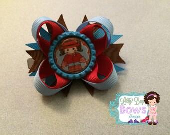 Winter Mini Bows (Pick color)