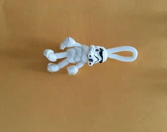Star Wars clone trooper Keychain
