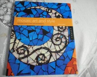 Mosaic Art and Style-Designs for Living Environments; artists, installations, sculpture, marble, mirror, public art, mural, sculpture garden