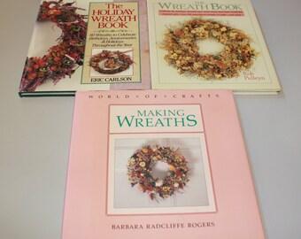 Vintage Wreath Books, s3