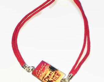 Death in the Nile (Agatha Christie) bracelet
