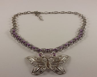 Chained Butterfly