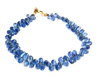 Kyanite Bracelet--Kyanite Jewelry