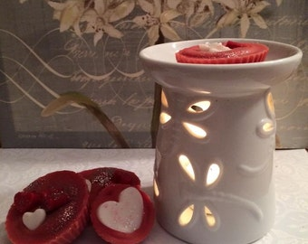 Hand made Highly Fragranced Wax Melts - Black Cherry