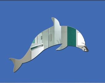 Acrylic 'Dolphin' Safety Mirror - Range of Sizes