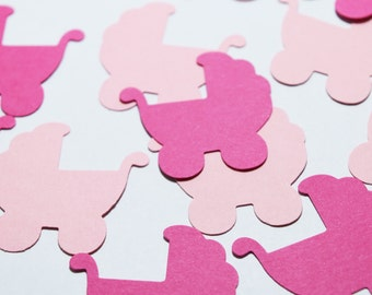 Baby Shower Decorations, Baby Girl Baby Shower Decoration, Baby Shower Confetti, Shower Decorations, Pink Baby Shower, pink table decoration