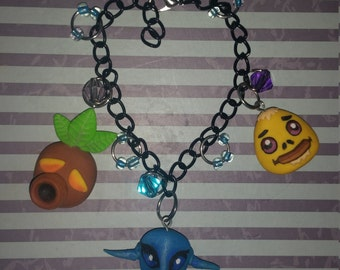 Masks Zora, Goron and Deku (The Legend of Zelda)