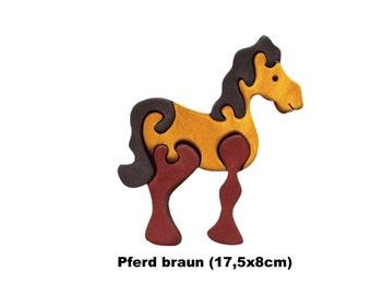 Mini Puzzle Horse