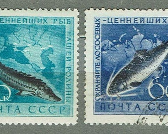 Postage stamps 1959