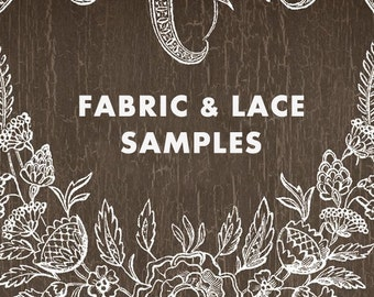 Fabric swatches (please contact us first)