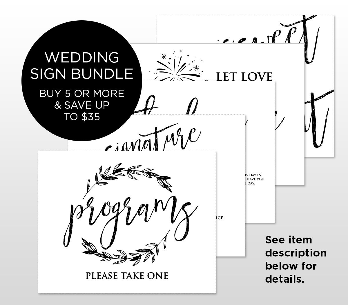 In Lieu Of Wedding Favors Wording - Best Printable Invitation Design ...