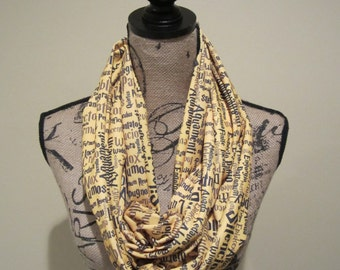 Harry Potter Magic Spell Scarf - House Specific