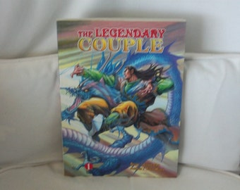 The Legendary Couple Comic Book