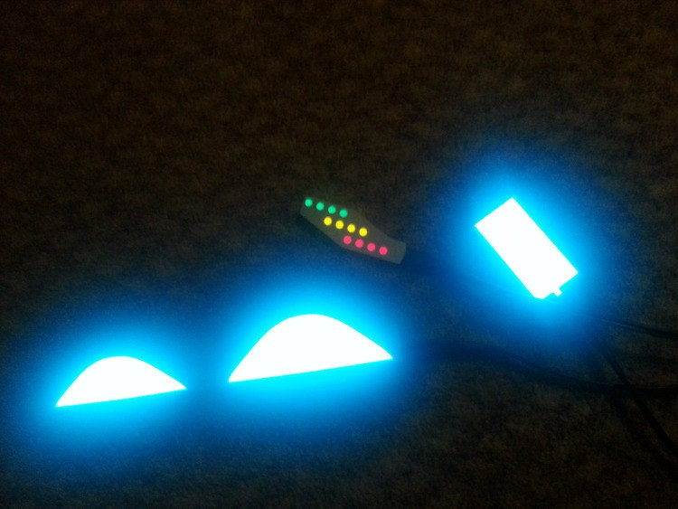 ?zoom & Air Mag DIY Light Up Shoes Lighting Kit Marty Mcfly For Nike azcodes.com