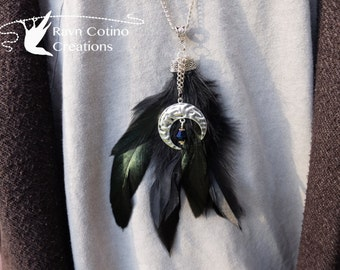 Moonfeathers Necklace