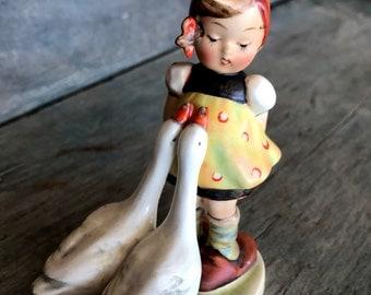 Hummel Goose Girl |  Goose Girl Hummel Figurine 47 3/0 50