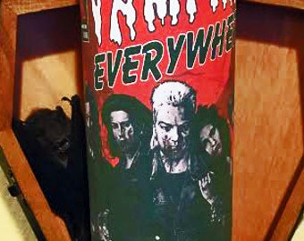 The Lost Boys candle