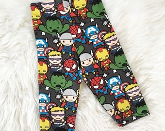 Marvel baby/toddler leggings