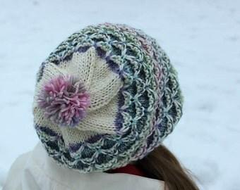 Rosebud Dragon – Hat pattern