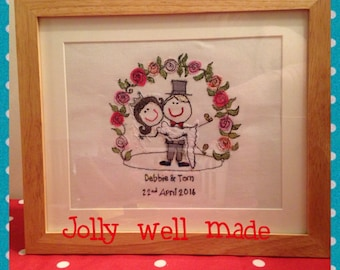 Wedding - personalised gift