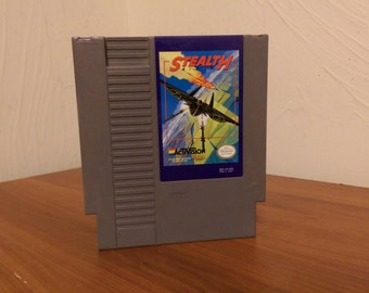 Nintendo - Stealth (ATF), NES Game / Cartridge