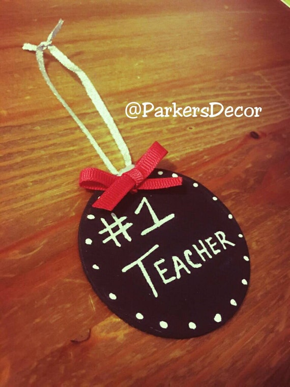 Teacher Gift-Ornament