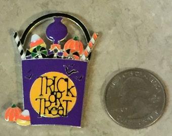 Trick or Treat Bag Needle Minder