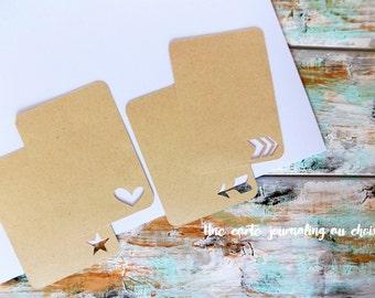 Cards Journaling Kraft #1