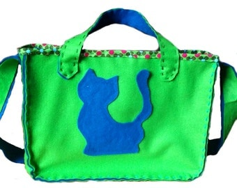 Hand made bag for girls