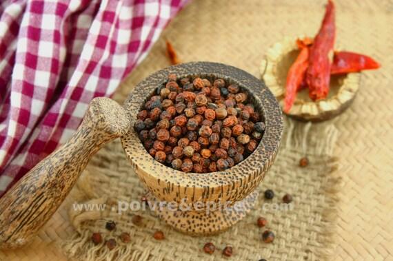 poivre rouge de KAMPOT