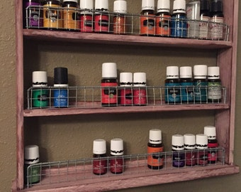 Essential Oil Shelf-3-Tiered