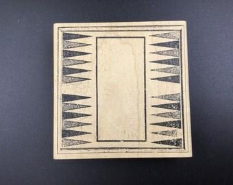 River City Rubber Works, Backgammon Board