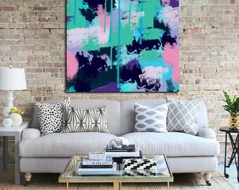 Abstract art print, abstract print, modern abstract art, minimalist print