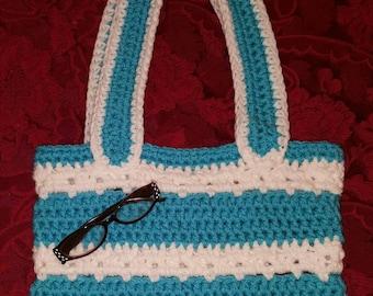 Nice size handmade market bag