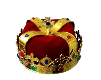 Royal Crown for King or Queen
