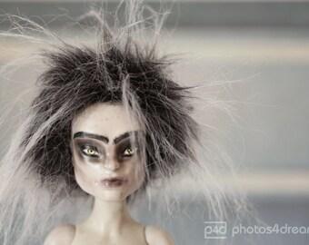 NOSFERATU, a custom repaint Monster High boy OOAK