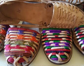 Huarache Sandal Size 35
