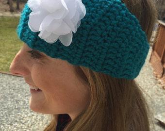 Hand Crocheted Headbands
