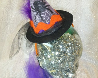 Halloween Witch's Hat Headband